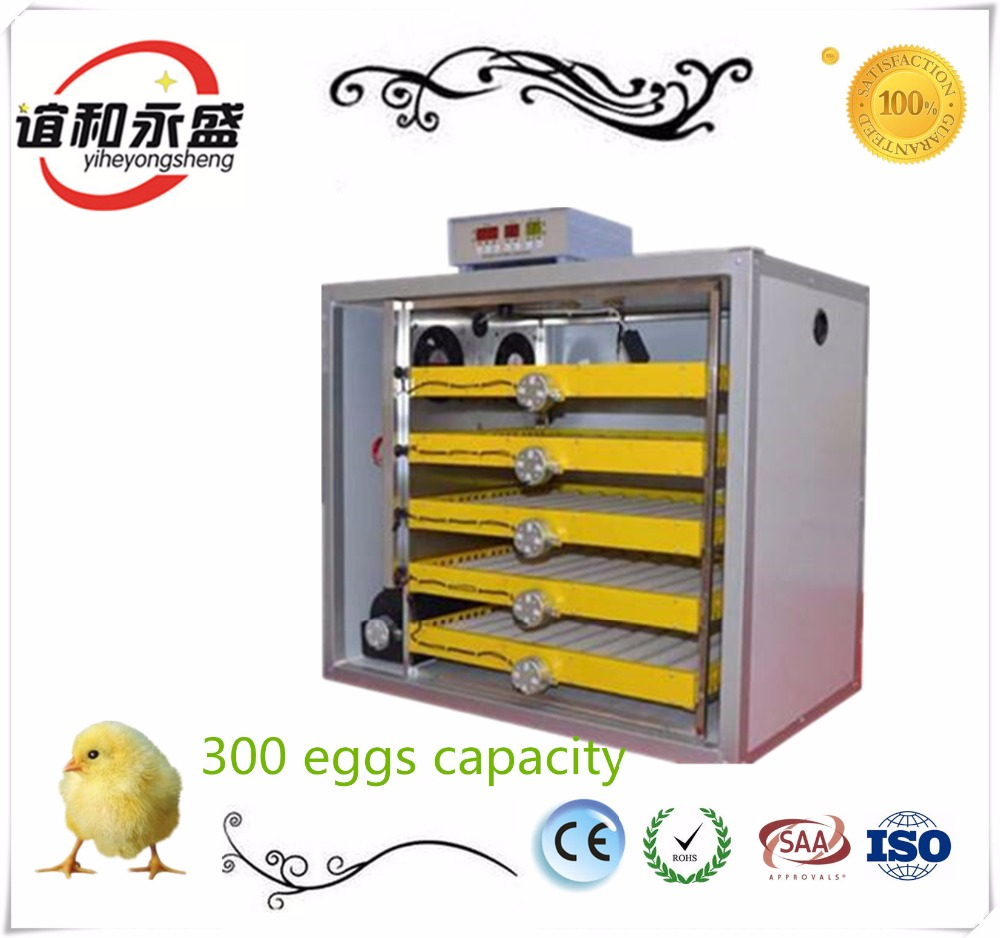 Electronic solar powered gas chicken egg incubator in 2016