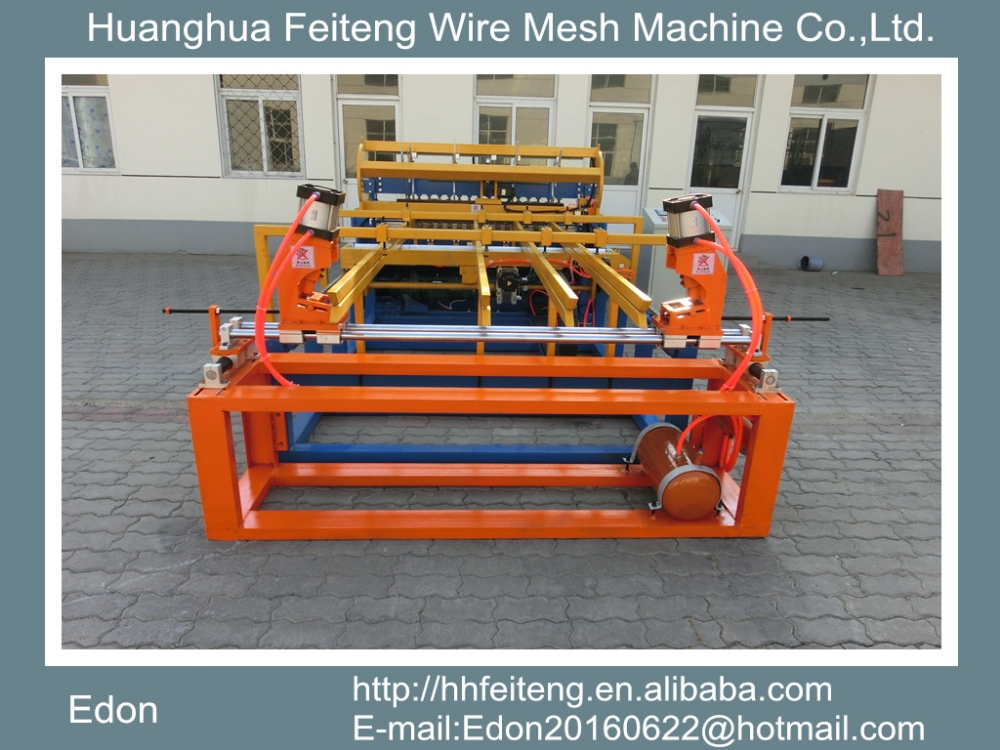 Wire mesh fence machine welder equipment