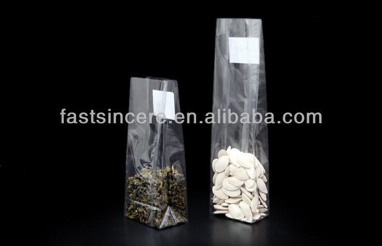 Heat Seal OPP Packaging Bags Environmentally Friendly , Customized