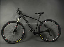 mountain bike 29er ,bike carbon ,29*2.125 tires , carbon fiber single speed mountain bike bicycle 30Speed