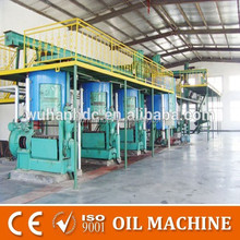 Stainless steel crude rapeseed oil mill plant corn germ oil processing line oil presser