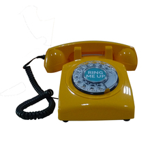 Table cordless antique telephone