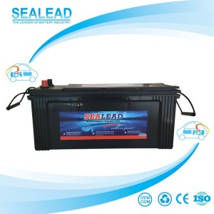 perfect performance 12V 120AH N120FM free operation vrla automotive truck battery