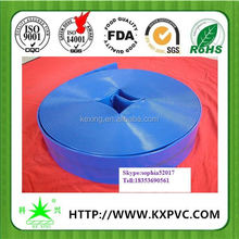 pvc layflat hose 1 inch 2 inch water hose pvc pipe