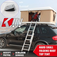 Wholesale Hard Shell Folding Roof Top Tent for Car from China