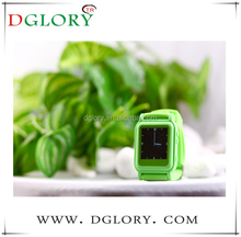 DG-Q998 1.5 inch watch with MP4 displayer Ebook reader built in memory