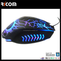 Computer Accessory/Cheap USB mouse,factory price gaming mouse,optical 6 buttons game mouse--GM6102---Shenzhen Ricom