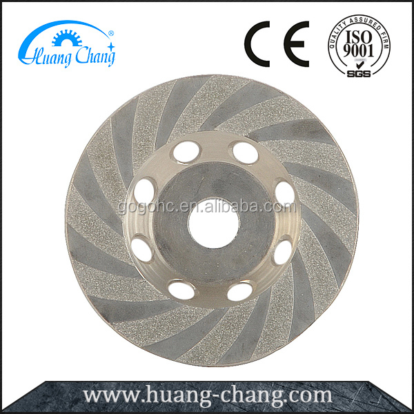 electroplated saw blade diamond cutting tools for glass