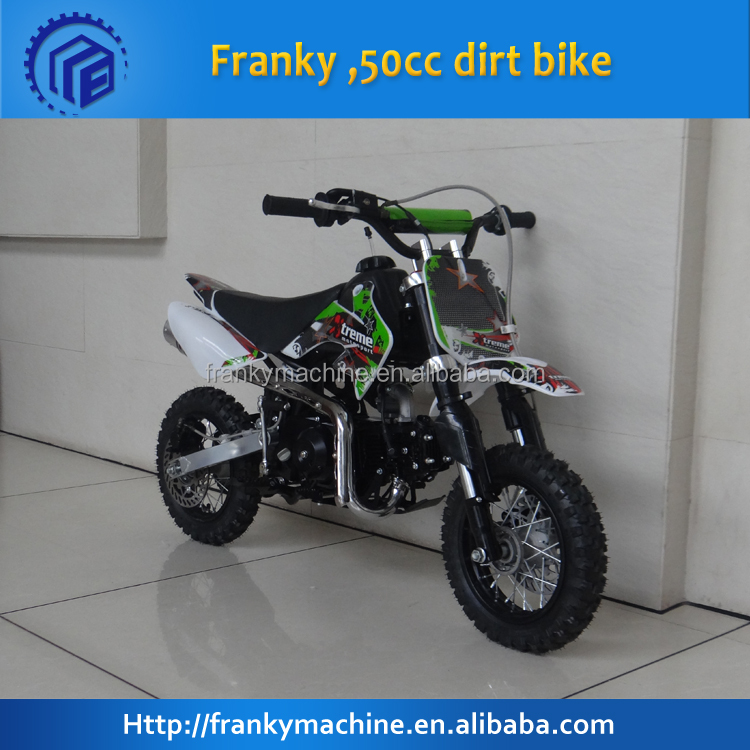 New design 90cc mini dirt bike