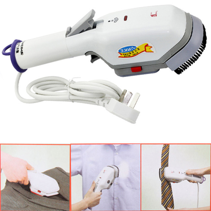 600W Handheld Garment Steamer Portable Mini Fabric Clothes Garment Steamer Brushes Home Laundry Clothes Electric Steamer Ironing