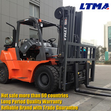 China best forklift price 5 ton lpg forklift with 3m lifting height