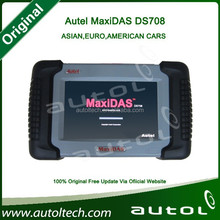 autel ds708 multi-language with bluetooth autel scaner maxidas ds708,price lower than maxisys pro