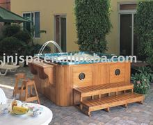 with step outdoor spa/spa tub/hot tub(SPA-8028)