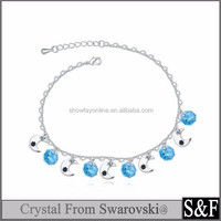 Wholesale Handmade New Gold Anklet Designs