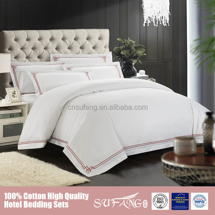 home and hotel use european style luxury quality turkish hotel bedding