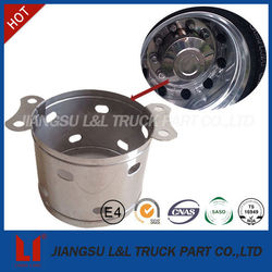 Professional manufacture wheel rim for dump truck for mercedes benz