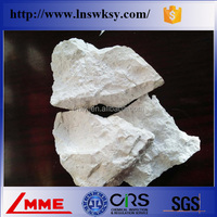 LMME food grade calcined kaolin clay lump price