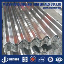 high strength metal galvanized steel corrugated patio roof