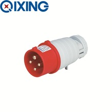 400V Ordinary 32amp industrial 4pin electric plug