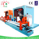 Automatic edge band slitting machine for paper reel