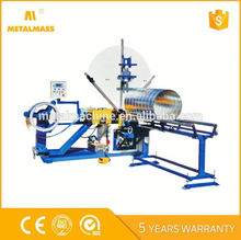 Double layer PP PE flexible spiral soft hose pipe duct production line making machine