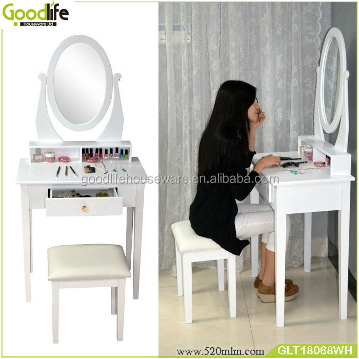 Modern dressing table designs for bedroom factory wholesale