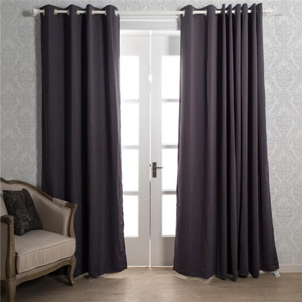 2016 designer ready made curtains for bedrooms