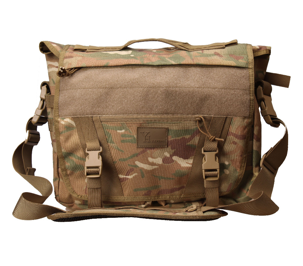 1000D nylon outdoor tactical sling bag military laptop backpack