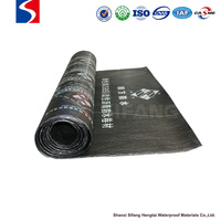 Waterproof membrane rubber modified asphalt roofing felt sbs/app