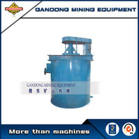 Pickling agitation tank for gold leaching plant