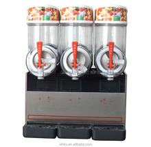 Three Tanks Juice Mixing Machine Slush Machine