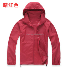 wholesale high fashion cheap lightweight summer windbreaker jacket