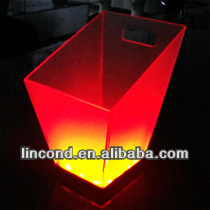LED party tub for beer promotion