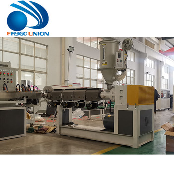 4-18mm PU hose pipe making machine for the air compressor