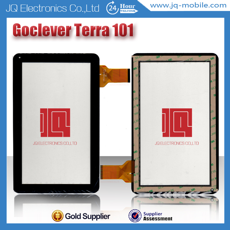 Alibaba Express Digitizer YTG-P10025-F1 26X16 Tablet Touch Screen For Goclever Terra 101