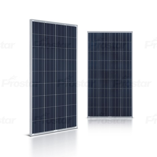 Chinese 12V poly Poly 130wp 130 W 130 watts Solar Panel For Sale