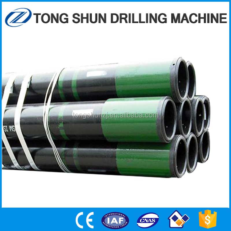 Manufacturer Hot Wholesale Price 3meters Drilling Tool API 5CT Seamless <strong>Steel</strong> Water Well Casing Pipe