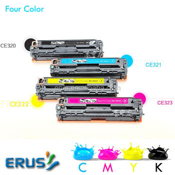 For HP Color LaserJet Pro CP1525N 1525NW CM1415 1415FN 1415FNW 128 1525 1415 Toner Cartridge