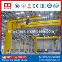 New Model 2T Single Mast Type Jib Cranes Price With Wire Rope Hoist