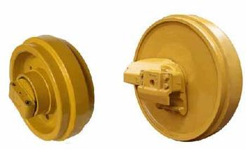 Alibaba Gold supplier new condition undercarriage parts bulldozer front idler for sale