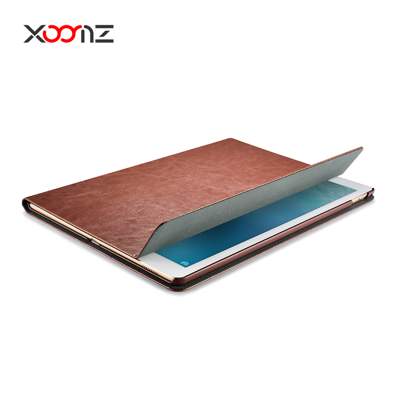 XOOMZ PU Leather Stand Case for Apple iPad Pro 12.9 Inch