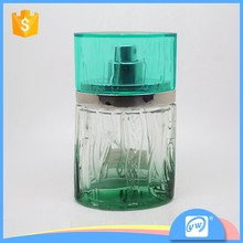 A996-30ML glass empty small size pretty car perfume hot sale