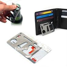 High Quality Stainless Steel Pocket Tool Card