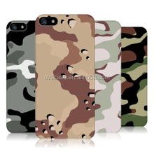 Wholesale for Iphone 5 Custom Back Cover Case Military Camo Series