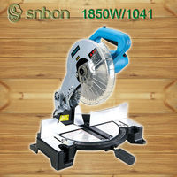 "1850w 10""/255mm miter saw,woodworking machine,electric power tools,cutting saw snbon1041"