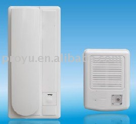 door phone Building and Condo Video Intercom System PY-2214