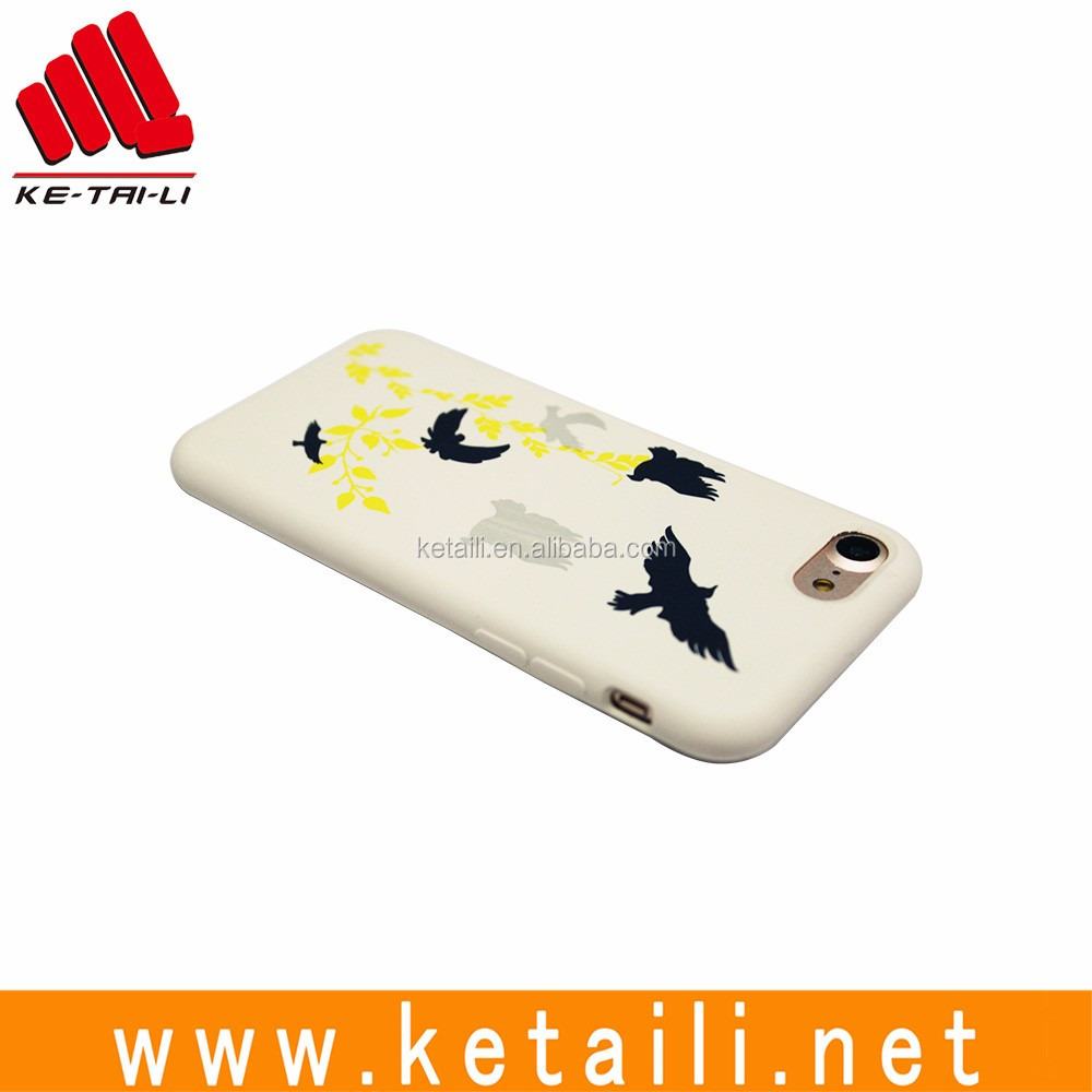 New coming custom design beautiful printed silicone plastic mobile phone cellphone case cover supplier