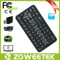 Backlit Keyboard and Air Fly Mouse for Samsung Smart TV