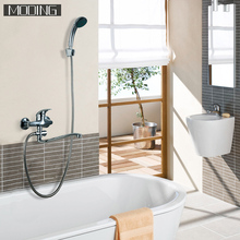 Commercial Upc Single Handle Zinc Shower Mixer Taps Faucet