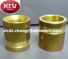 PEX ring Pex Sliding fittings REHAU Style for PEX Pipe Russia CW617 brass